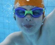 Half term swim 300x225